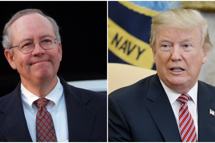 Ken Starr has a new warning for President Trump about sitting down with Robert Mueller