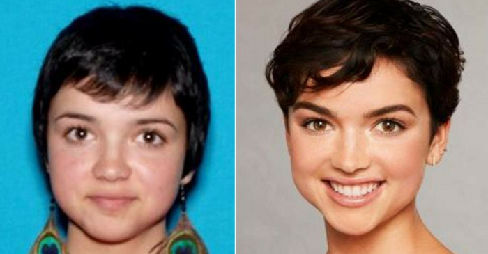 A reality TV show contestant's mom reported her missing, and it didn't take long to figure out where she was