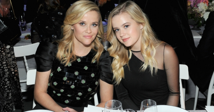 Reese Witherspoon's mini-me daughter Ava Phillippe absolutely slayed her modelling debut
