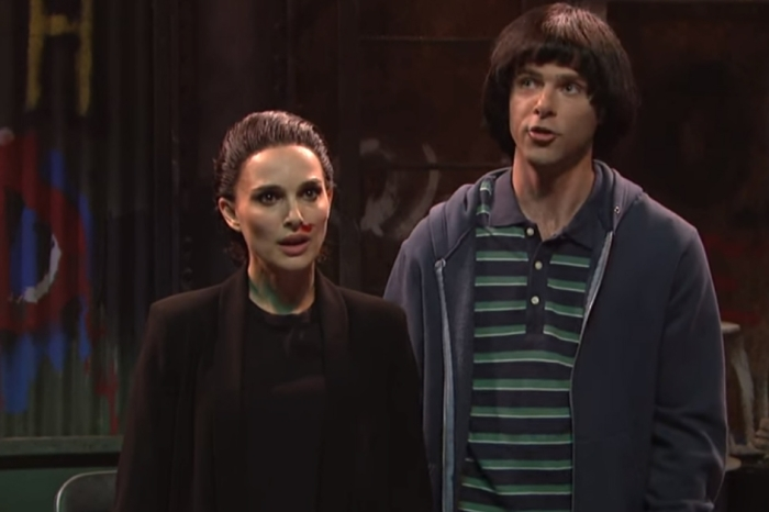 "Natalie Portman wowed ""SNL"" fans with a Millie Bobby Brown impression — and a second rap"