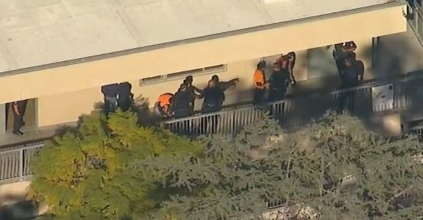 L.A. school shooting by 12-year-old girl is believed to be accidental, but how'd she get a semi-automatic firearm?