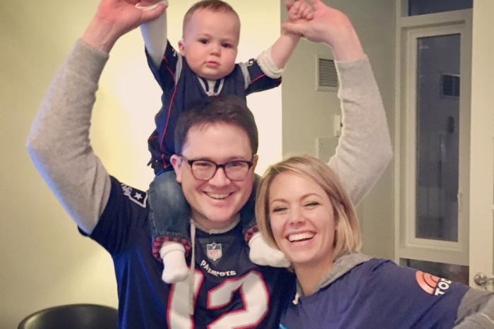 "This tiny ""TODAY"" family member celebrated the Super Bowl by saying his first word"