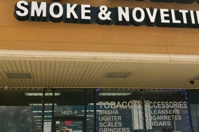 Houston smoke shop robbed twice in one week