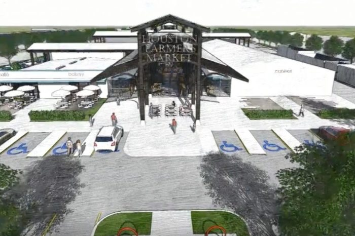 New owner of Houston farmer's market unveils rendering of plans for their property