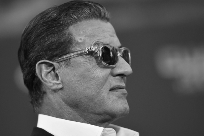Sylvester Stallone had to debunk a rumor that he had died, and he wasn't happy about it