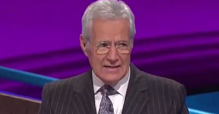 "Alex Trebek hilariously trolls ""Jeopardy!"" contestants who don't know jack about football"