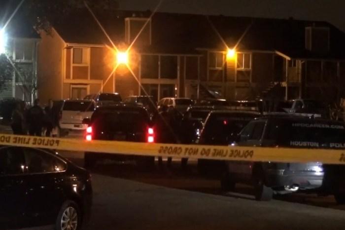 Welfare check spurs Houston officer to fire at un-armed ex-boyfriend of recipient