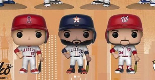 Hey Astros fans! — Funko Pop unveils Jose Altuve bobble-head toy that is a must-have for fans