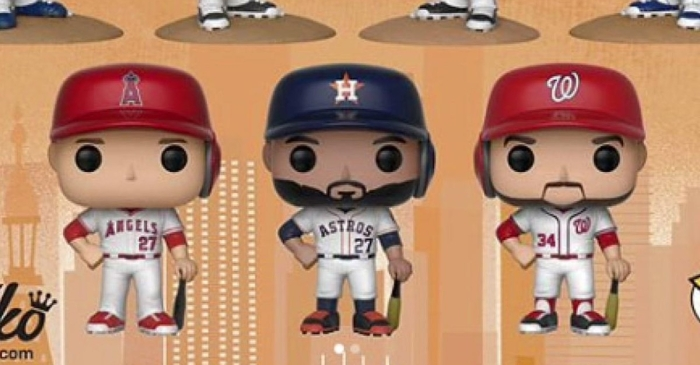 Hey Astros fans! — Funko Pop unveils Jose Altuve bobble-head toy that is a must-have for fans
