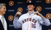 Astros top pitching prospect, steroids, suspension