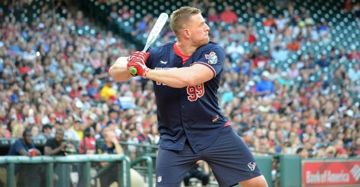 J.J. Watt announces unfortunate news about his Charity Classic softball game