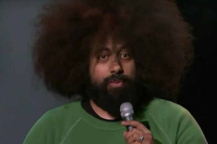 Human-Reggie Watts helps Cat-Reggie Watts in cat custody battle