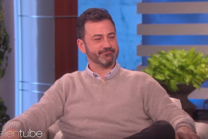 Jimmy Kimmel was in tears when Ellen presented him with this sweet surprise