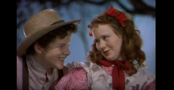 "The former child actress who played the love of Tom Sawyer's life in ""The Adventures of Tom Sawyer"" dies at 90"