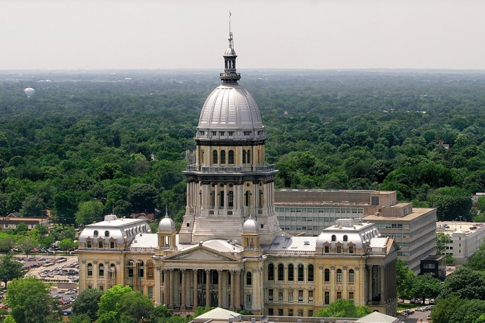 The Illinois House passes two major bills on gun control