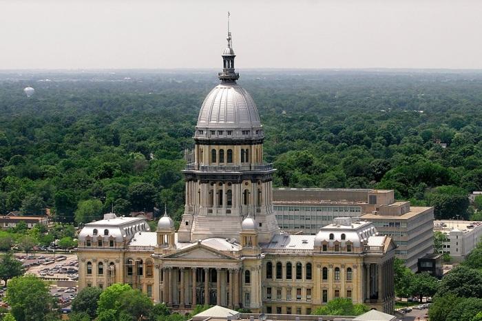 The Illinois House passes two major bills on gun control