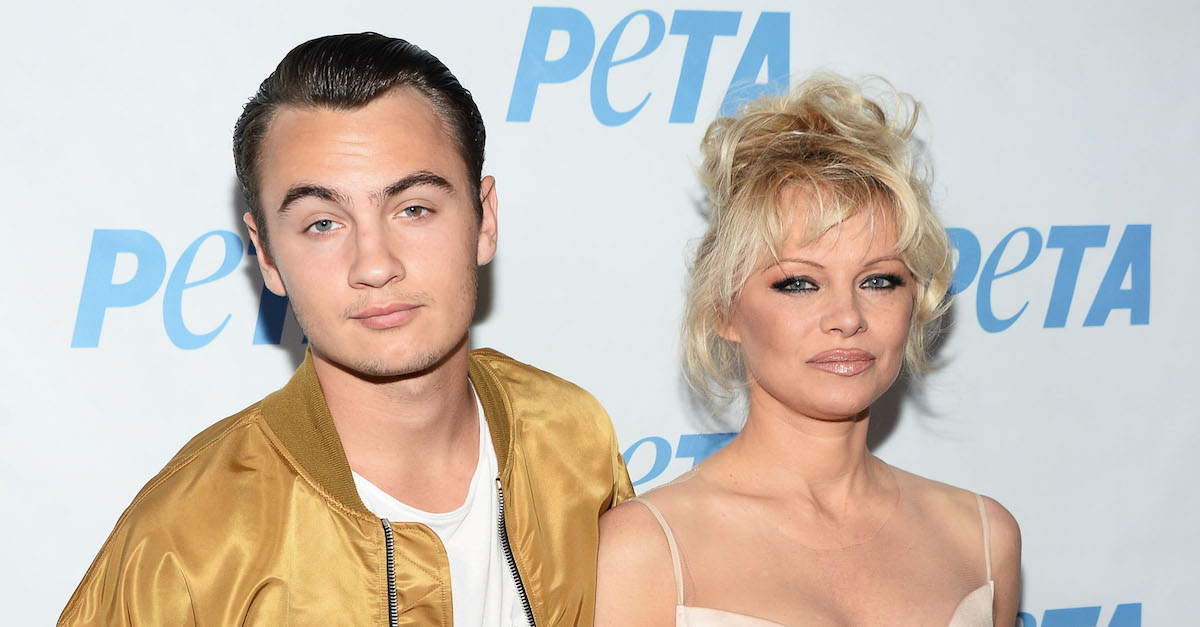 Brandon Thomas Lee, Pamela Anderson