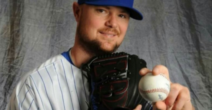 Jon Lester named Opening Day Starter for Chicago Cubs