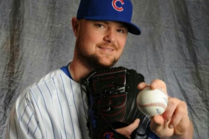Jon Lester named Opening Day Starter for Chicago Cubs