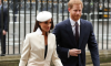 Meghan Markle first event with Queen