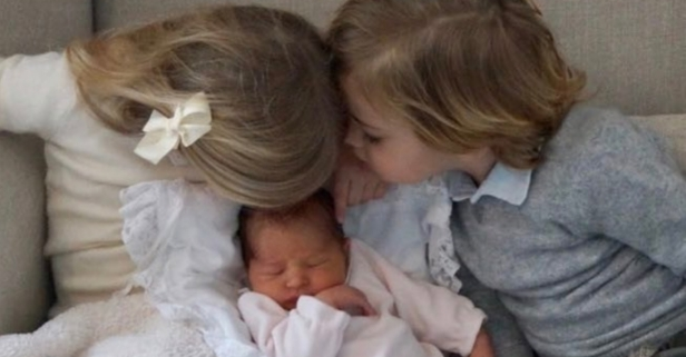 Princess Madeleine of Sweden just revealed the name of her adorable new baby