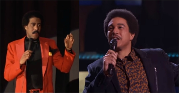 The son of legendary comedian Richard Pryor got booed off stage during a horrendous stand-up set