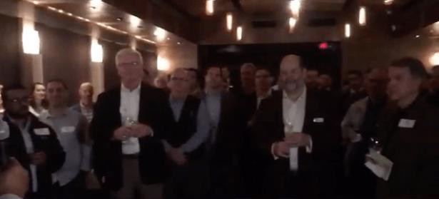 Men's Houston charity fundraiser combines 'Shark Tank' with Happy Hour