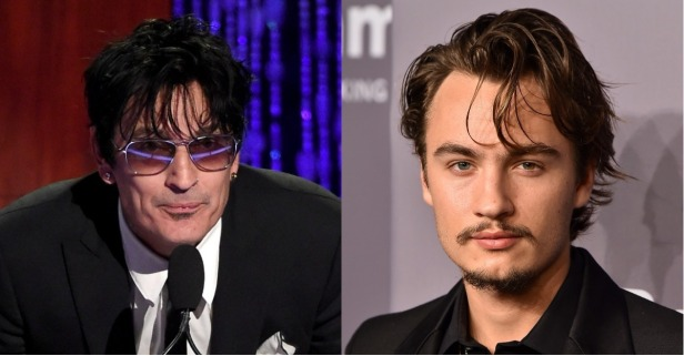 Rocker Tommy Lee was reportedly involved in a bloody fight with his 21-year-old son Brandon
