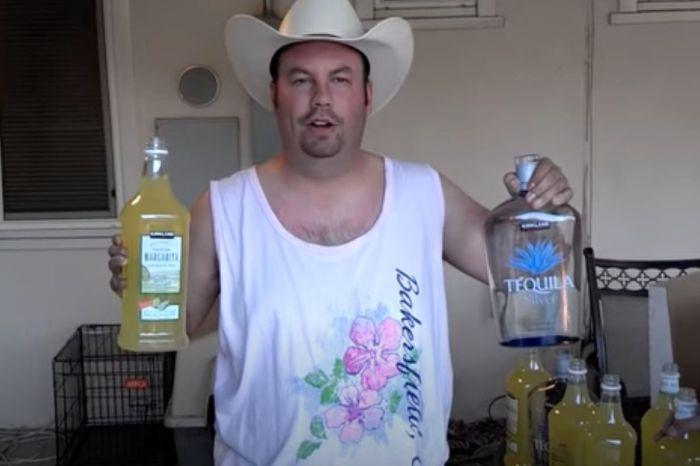 This Redneck DIY Margarita Machine Is Borderline Genius