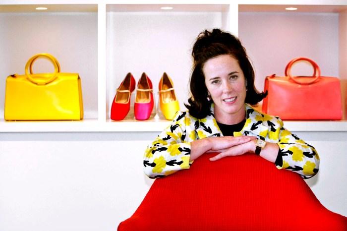Designer Kate Spade found dead in apartment