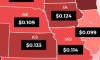 Average Electricity Rates State