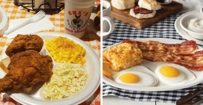 We Ranked 10 Delicious Southern Restaurant Chains to Find the Best