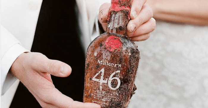 Why Southern Brides Bury Bourbon Before Their Wedding