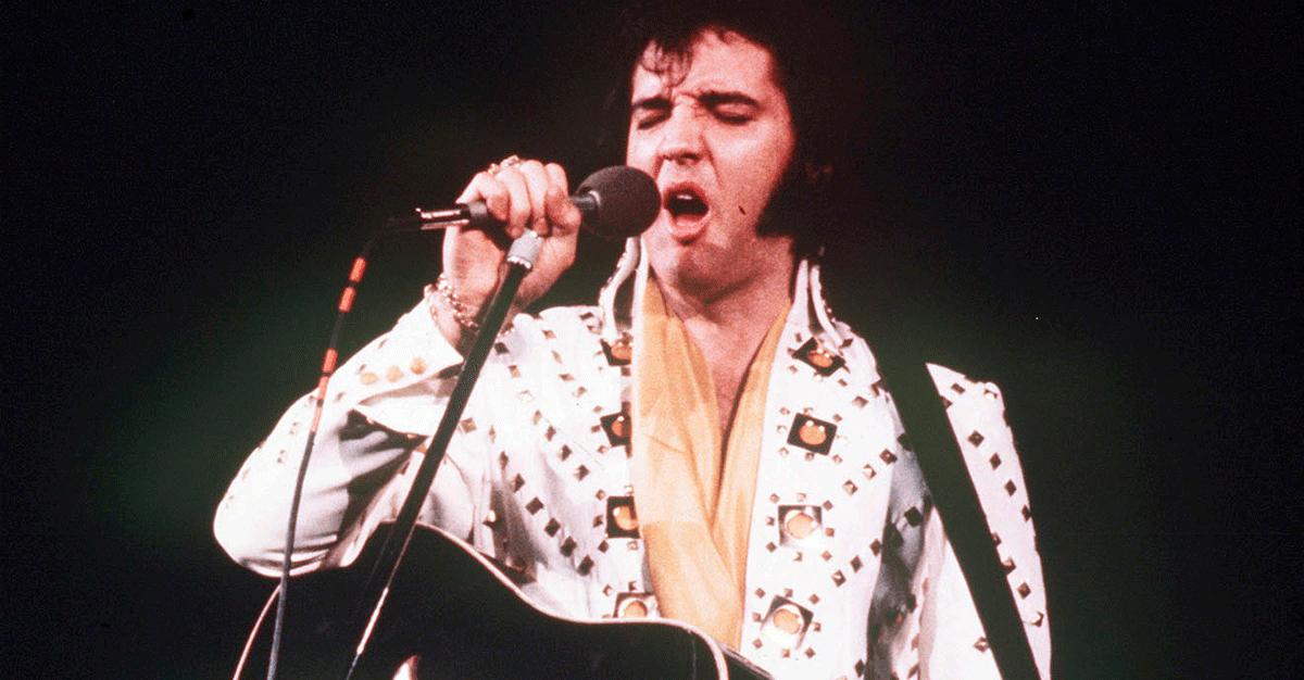 Elvis Presley Private Jet Sale