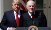 Justice Anthony Kennedy Resigns