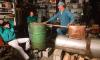 Moonshine Illegal Commercial Distillers