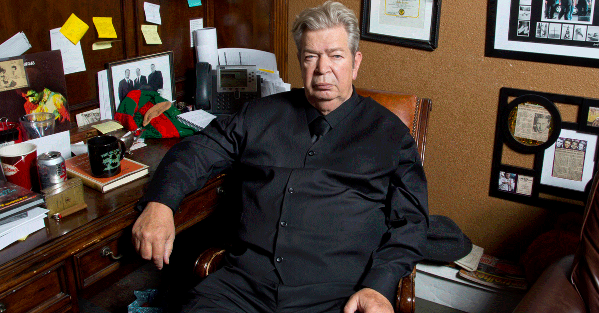Richard Harrison Dies