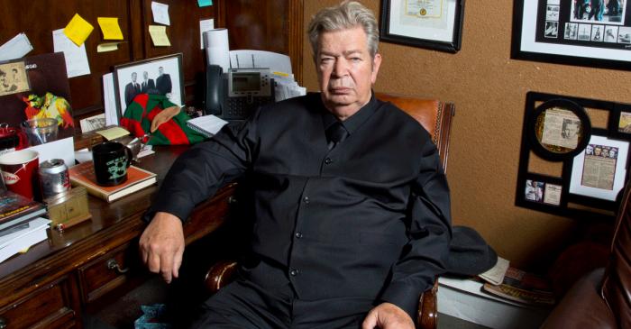 'Pawn Shop' Richard Harrison Dies, History Channel Responds