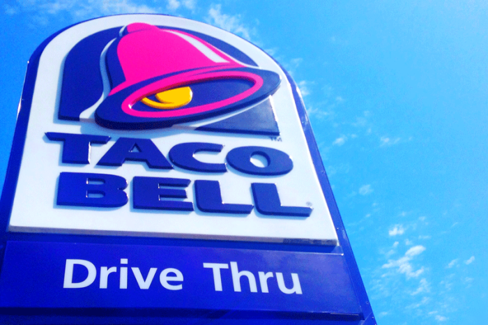Americans Voted Taco Bell the Best Mexican Restaurant of 2018