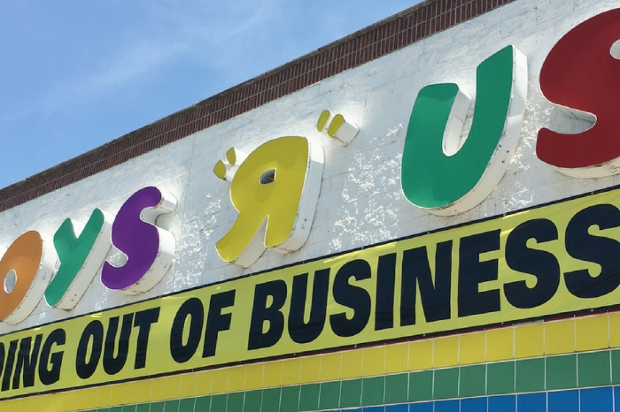 Toys R Us Is Closing Its Last Stores. Let's Say Goodbye.