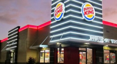 Burger King Gives Dog Dying of Cancer Free Burgers for Rest of Life