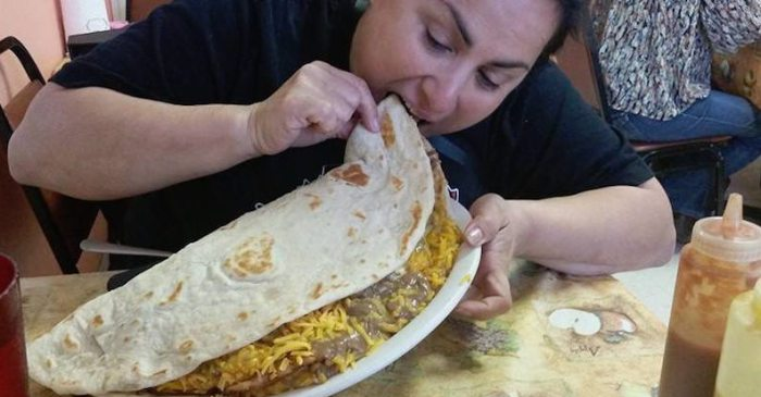 Only a Few People Have Ever Finished This Insane Taco Challenge