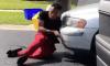 Guy Hit By Car In My Feelings Challenge