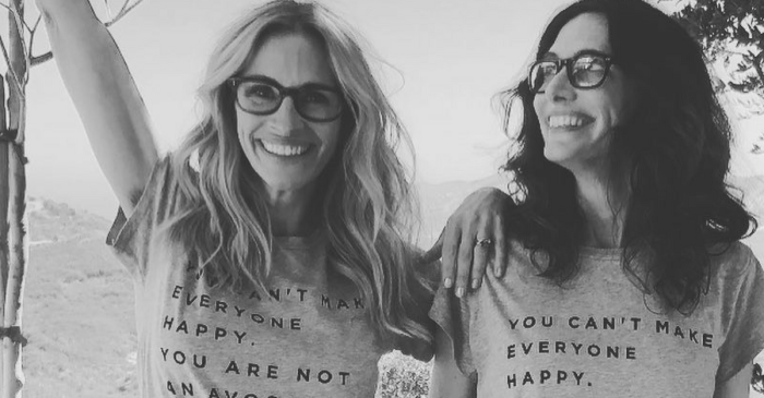 Julia Roberts Has an Instagram Account and We're Obsessed