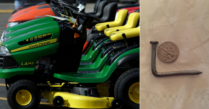 These 2 Terrifying Lawn Mower Horror Stories Will Scare You Straight