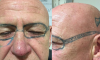 Man Face Tattoo Drunk