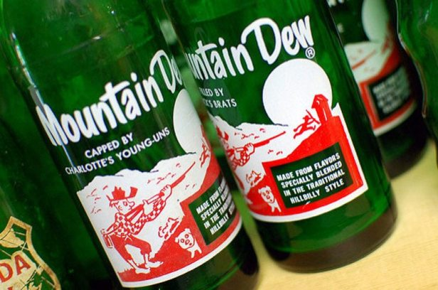 10 Things You Didn't Know About Mountain Dew