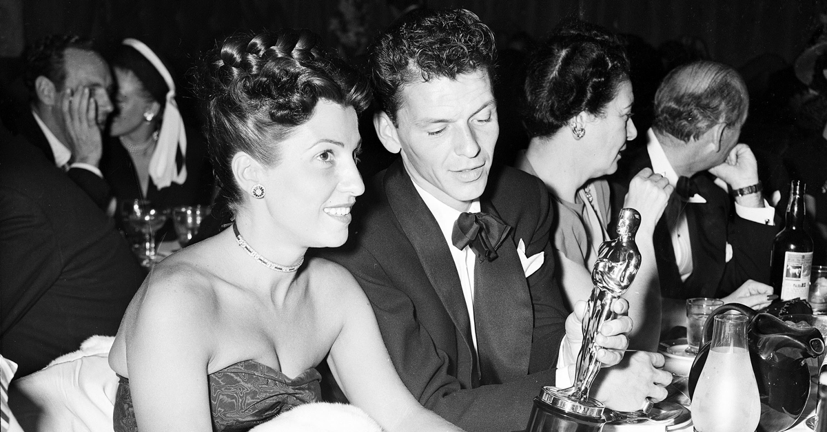 Nancy Sinatra SR Dies