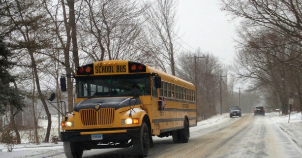 School District Abolishes Snow Days, Forces Kids to Study At Home