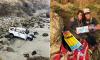 Oregon Woman Crashes California Cliffside Plunge